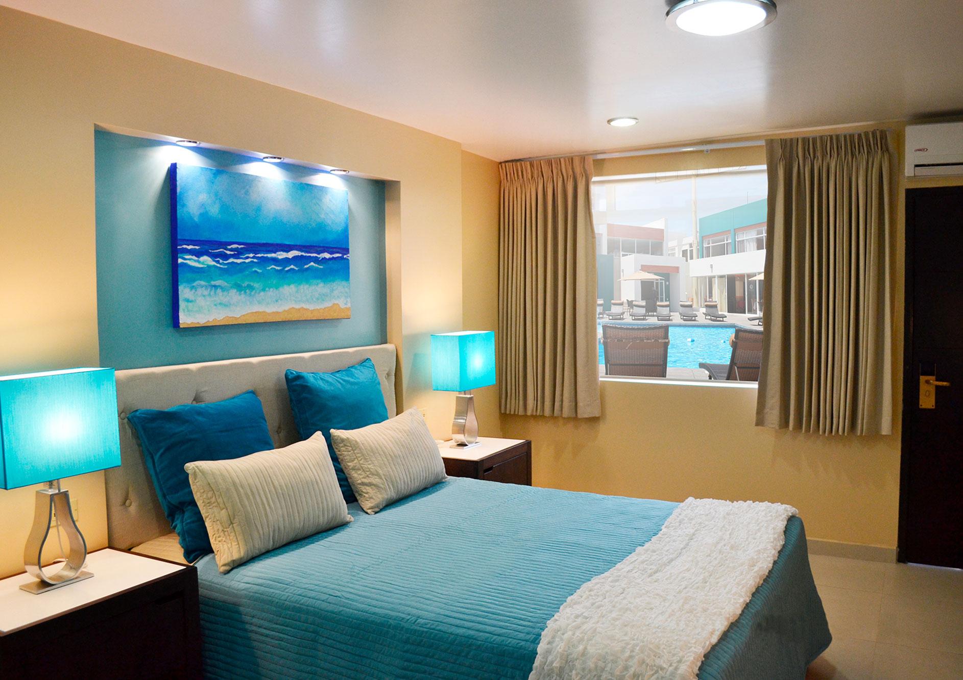 habitacion del mar hotel en ensenada