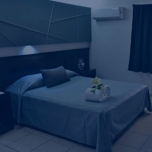 habitacion estandar sencilla hotel la mesa