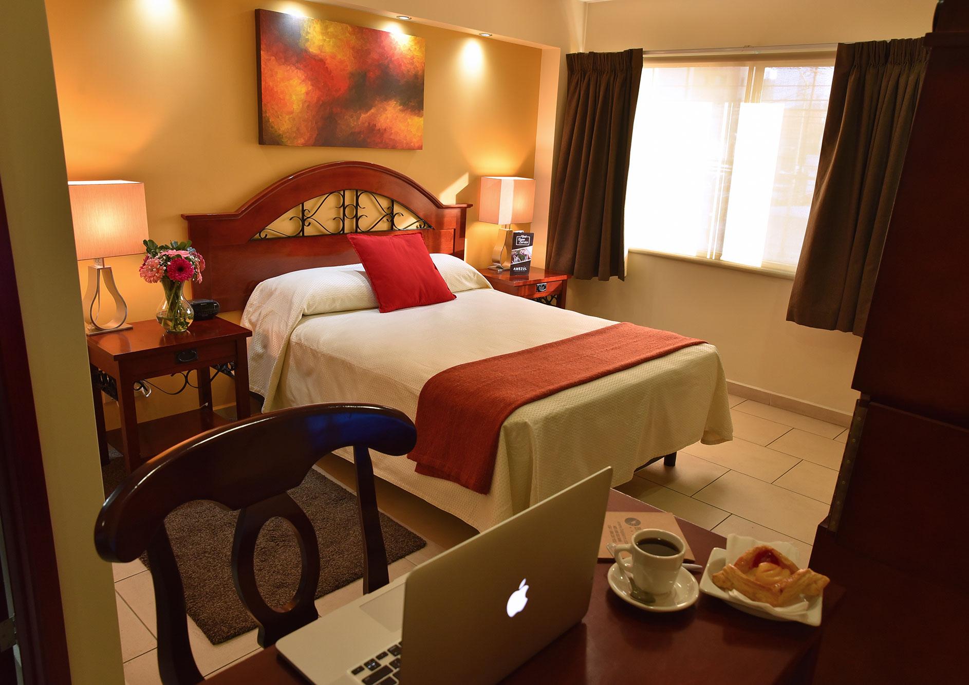 habitacion ejecutiva hotel la mesa tijuana