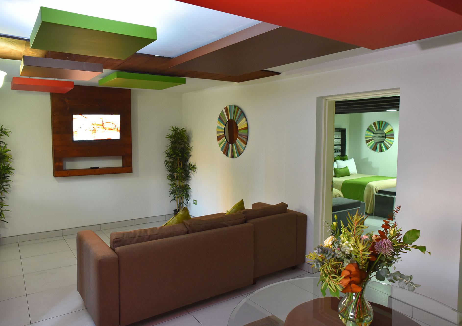 habitacion jr suite hacienda del rio tijuana