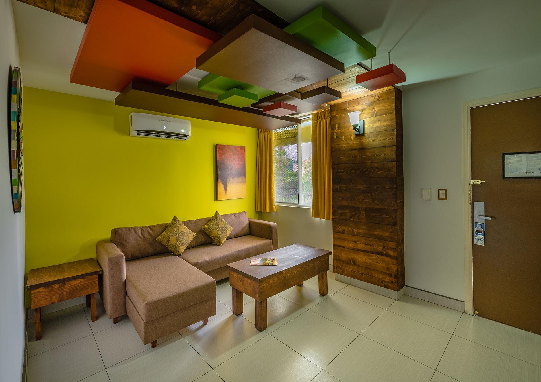 sala jr suite hacienda del rio