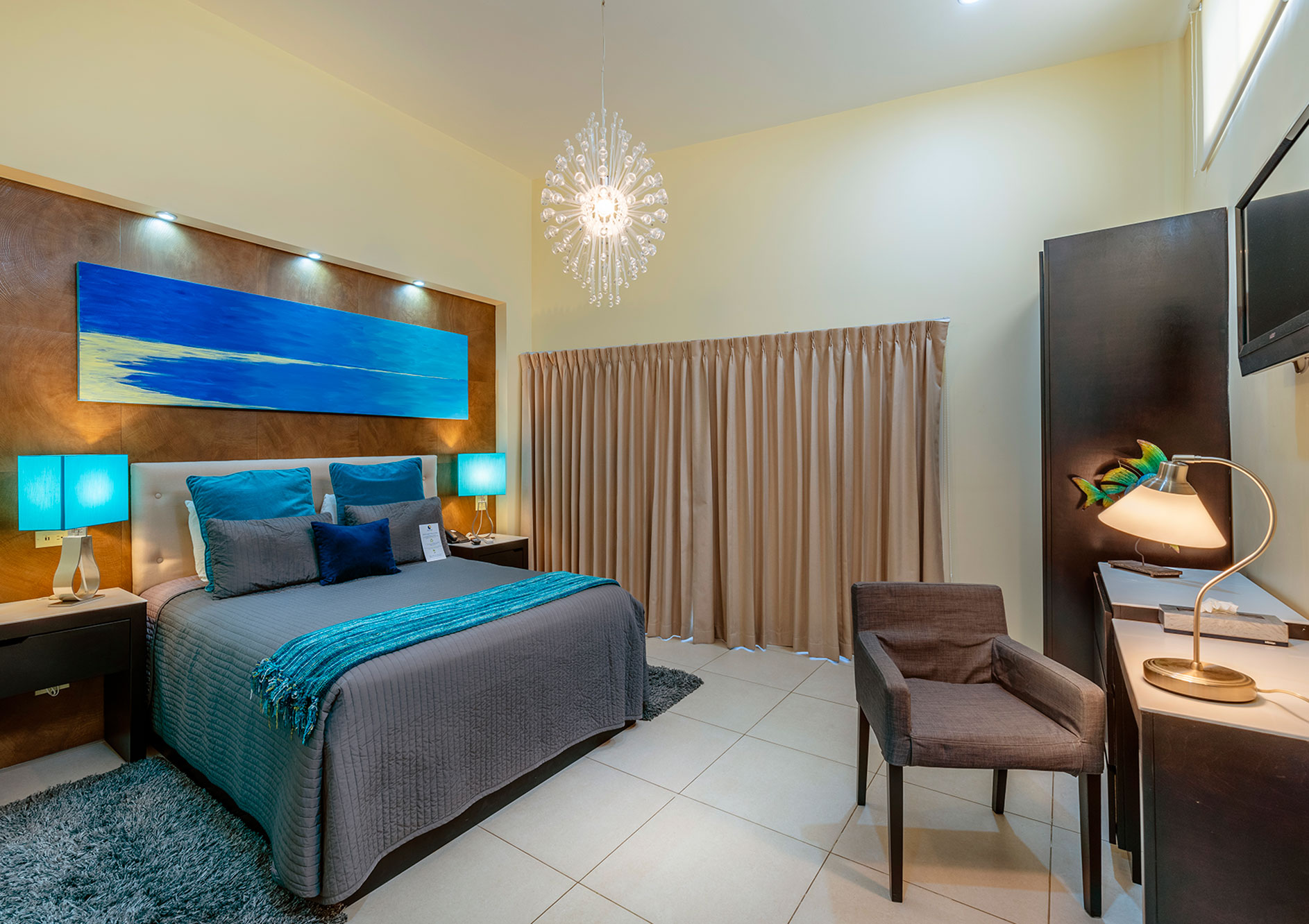 habitacion jr suite mar