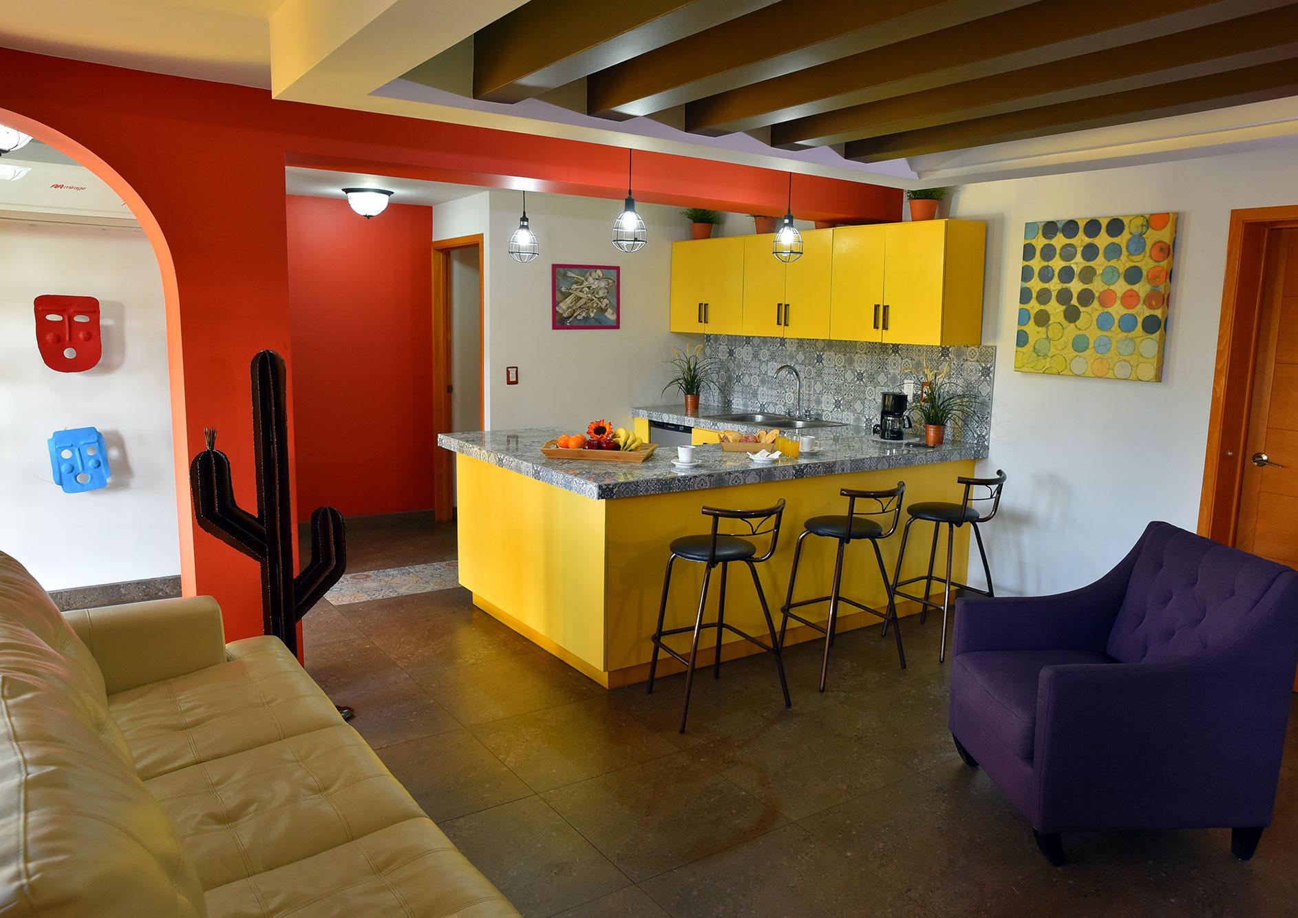 comedor master suite hotel hacienda