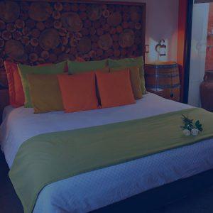 habitacion master suite una cama