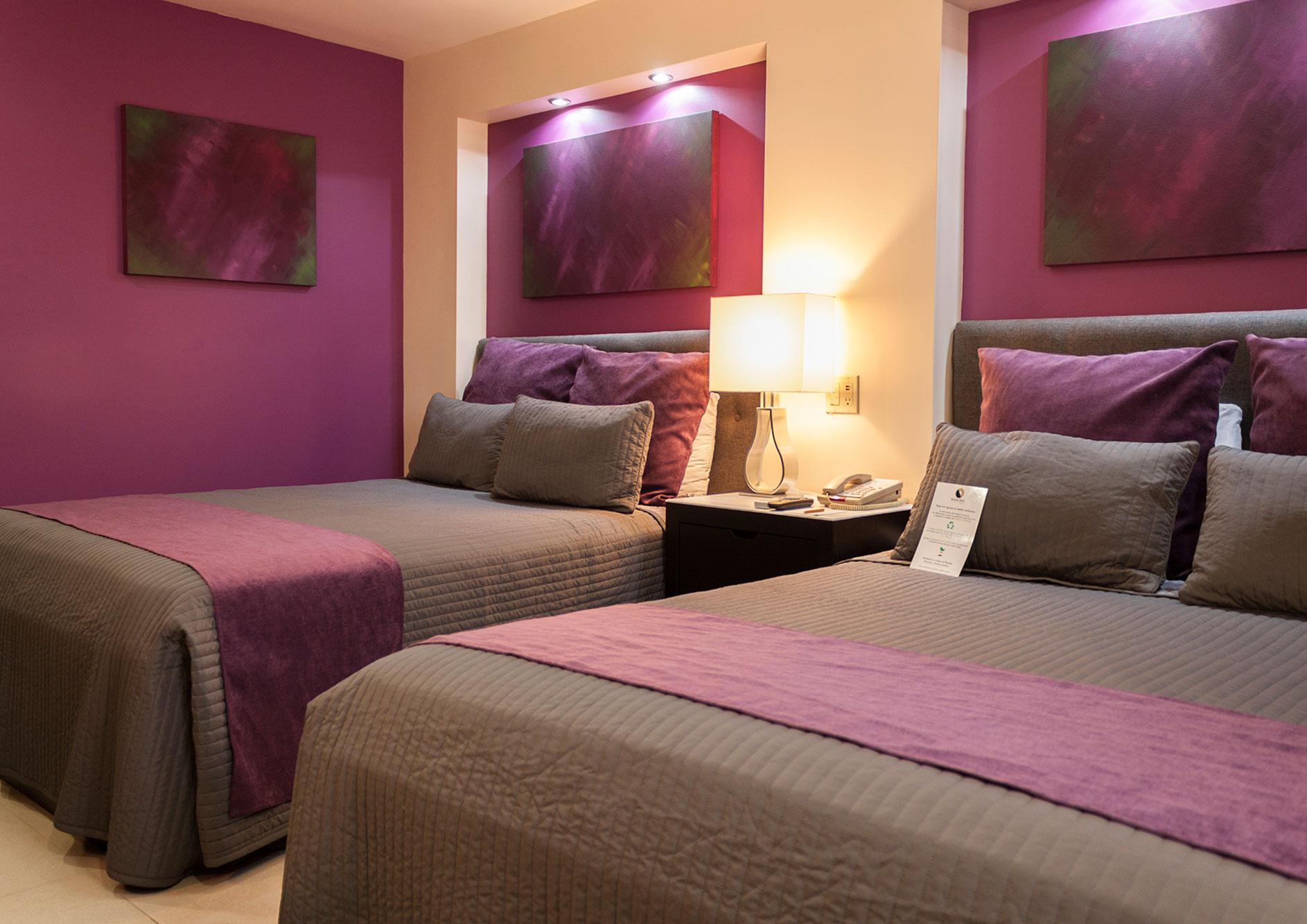 habitacion viñedo doble cama