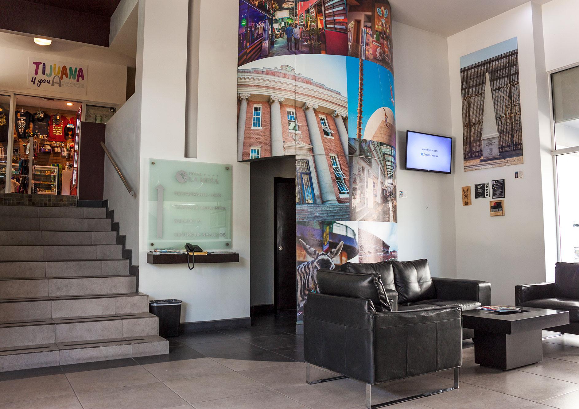 sala hotel la mesa tijuana