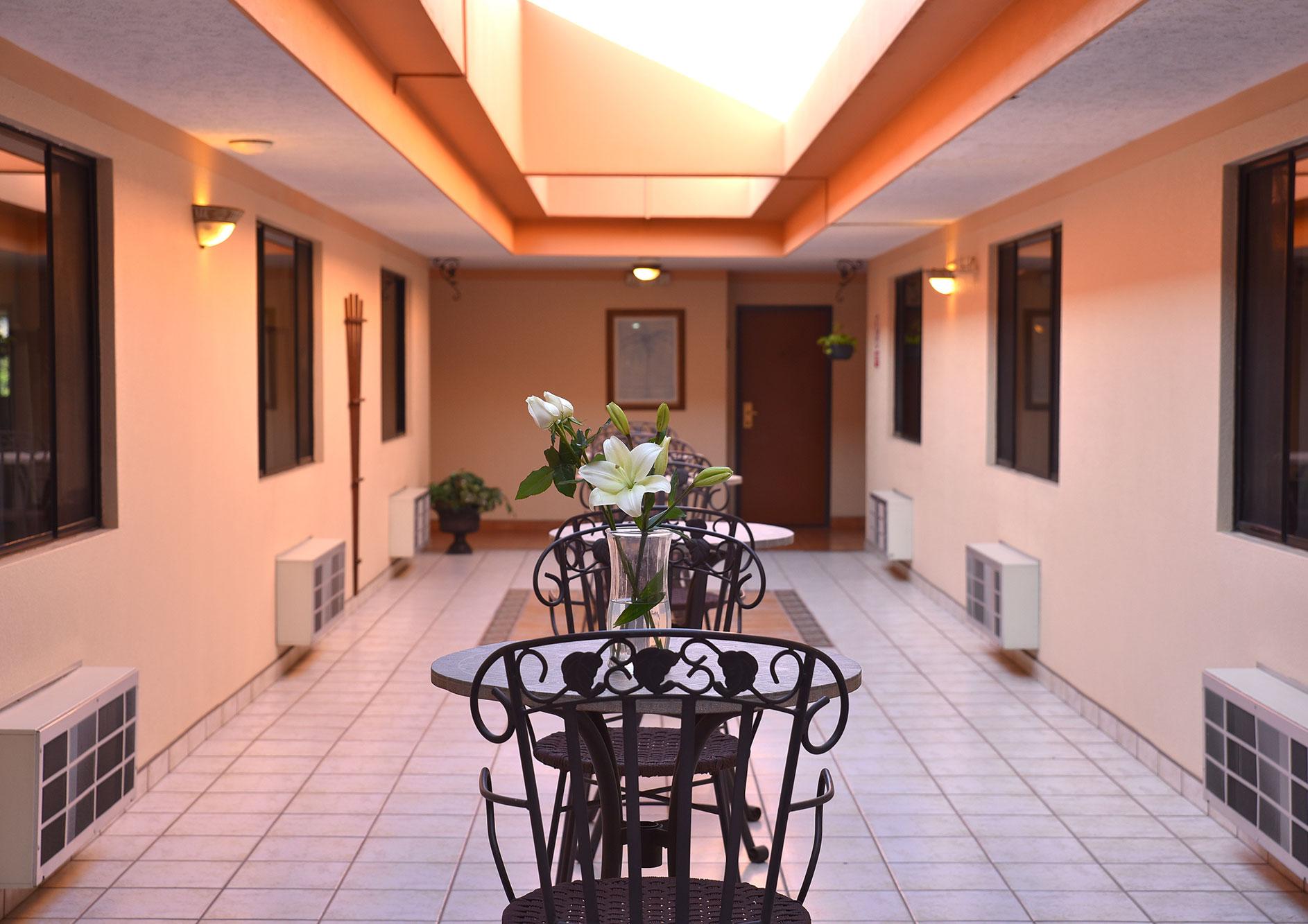 pasillo hotel la mesa tijuana