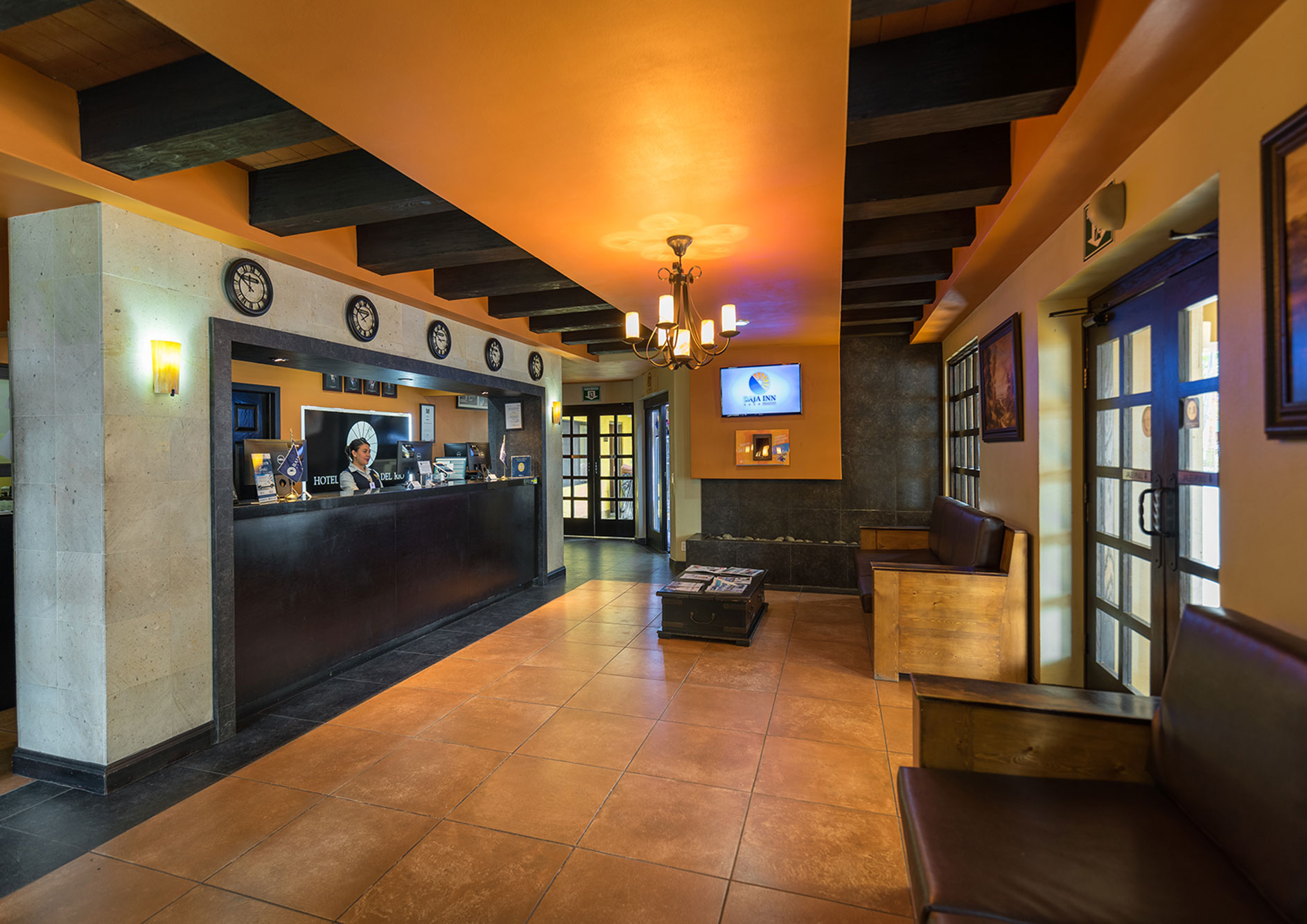 recepcion hotel tijuana