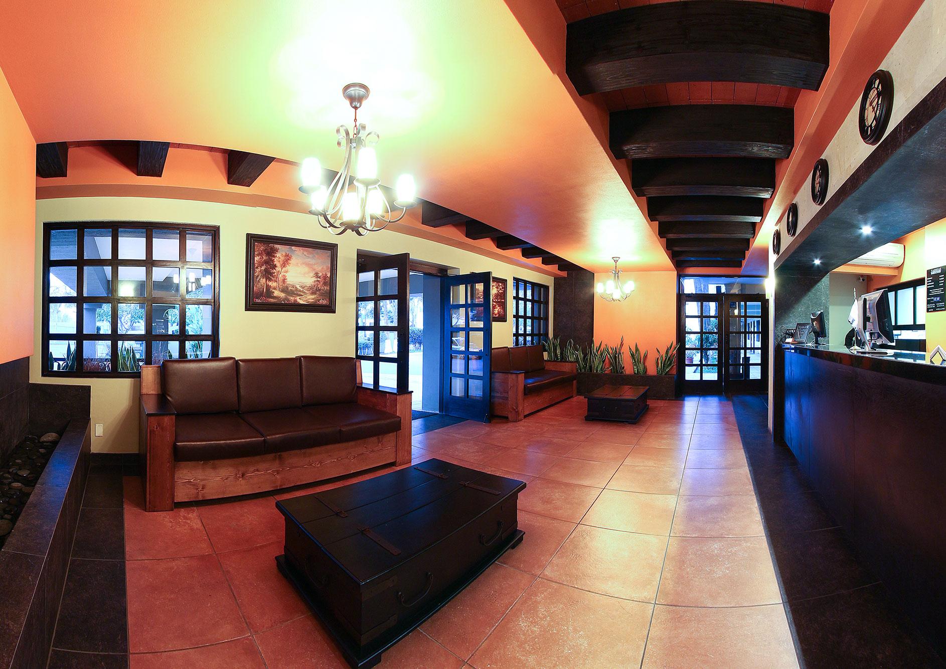 recepcion hotel hacienda del rio tijuana