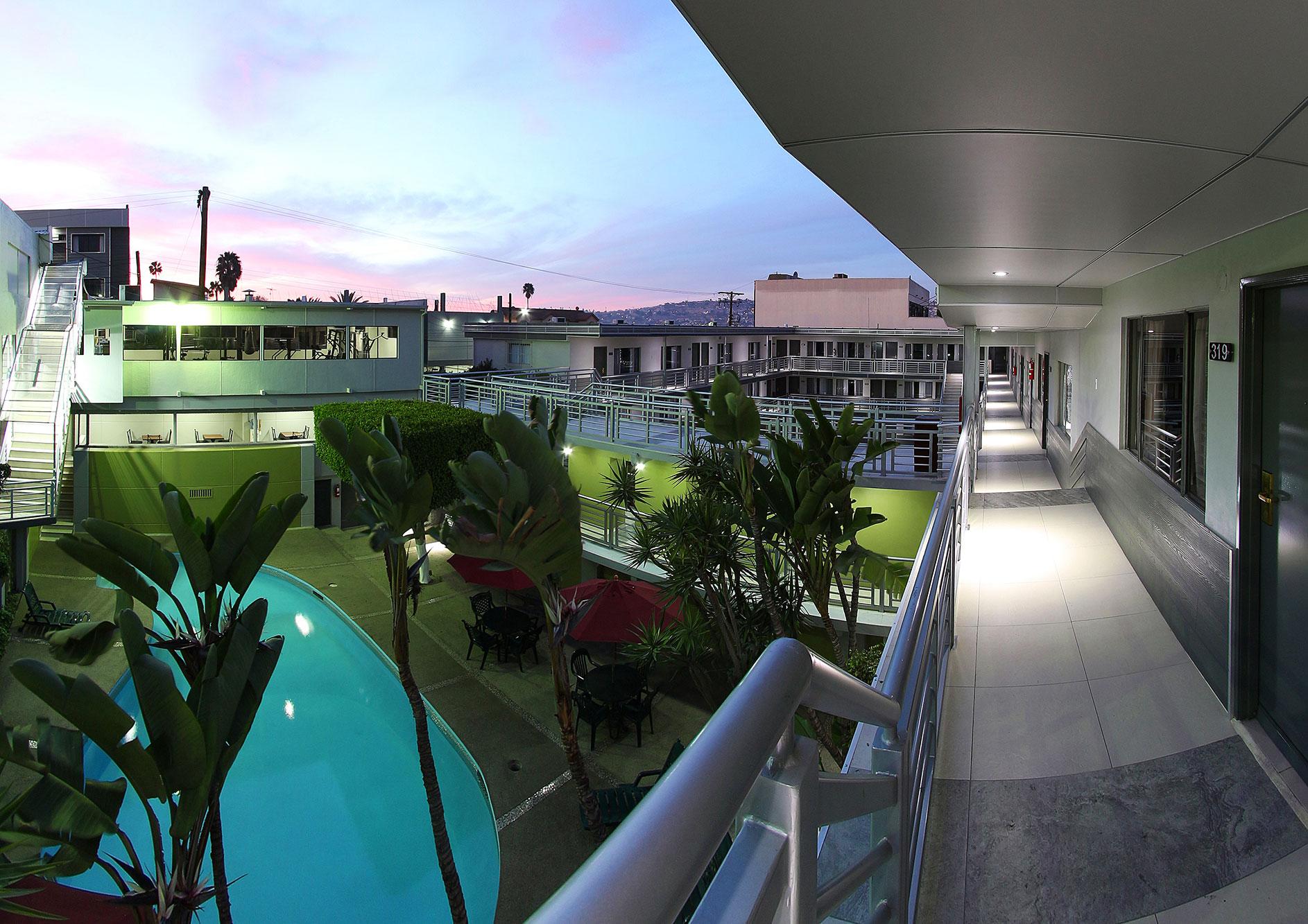 segundo piso hotel la mesa tijuana