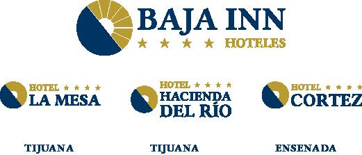 logotipos hoteles baja inn